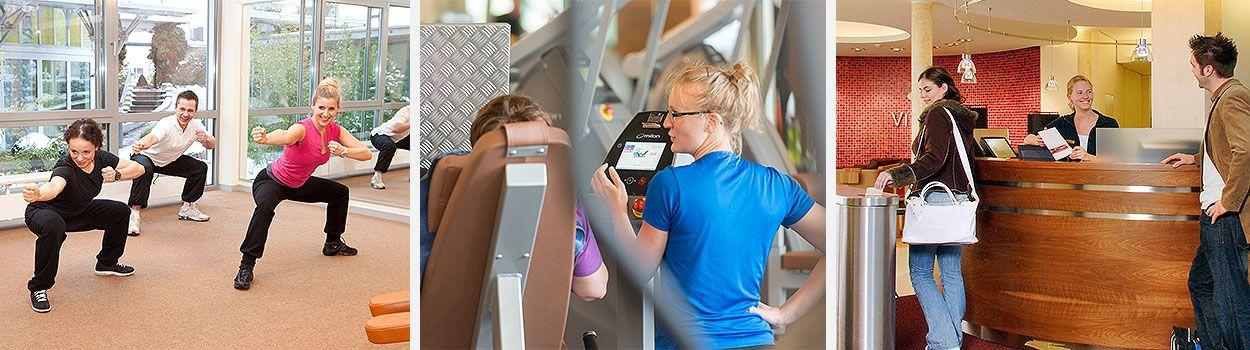 Ausbildung zur/zum Sport- und Fitnesskauffrau/mann